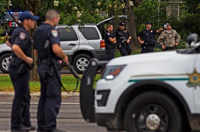 Baton Rouge Shooter Identified as Former Marine Gavin Long