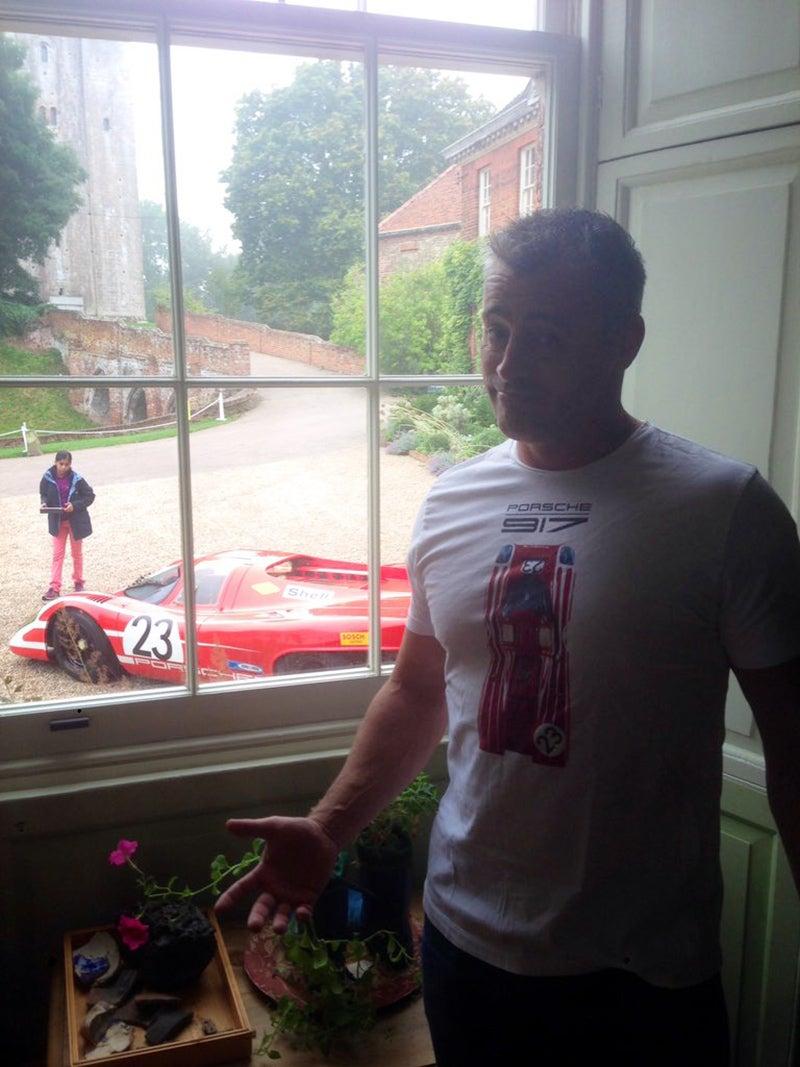 Top Gear's New Host Matt LeBlanc Is A Legit Car And Motorcycle Guy