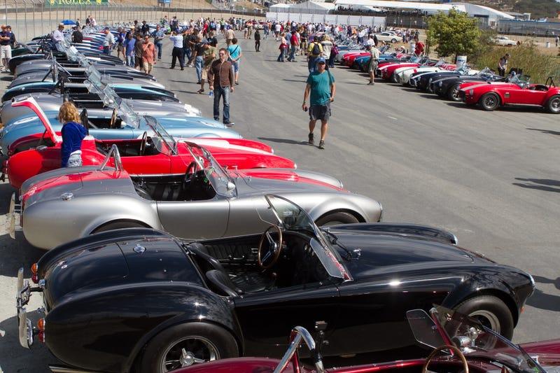 2012 Rolex Monterey Motorsports Reunion: The Über Gallery