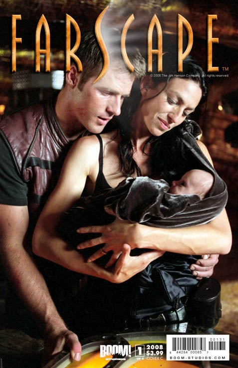 Find Out What Happened Next In Our Exclusive Farscape Preview