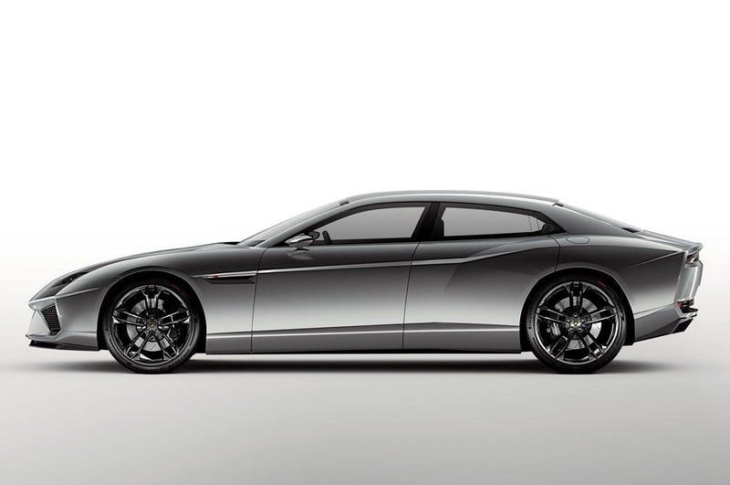 Estoque: The Diesel Lamborghini That Never Was
