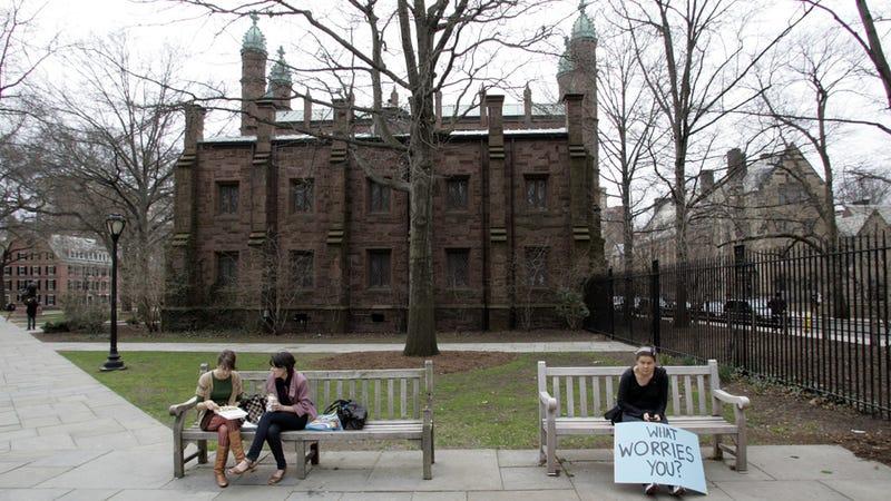 The Yale SWUG (Senior Washed Up Girl) Wars