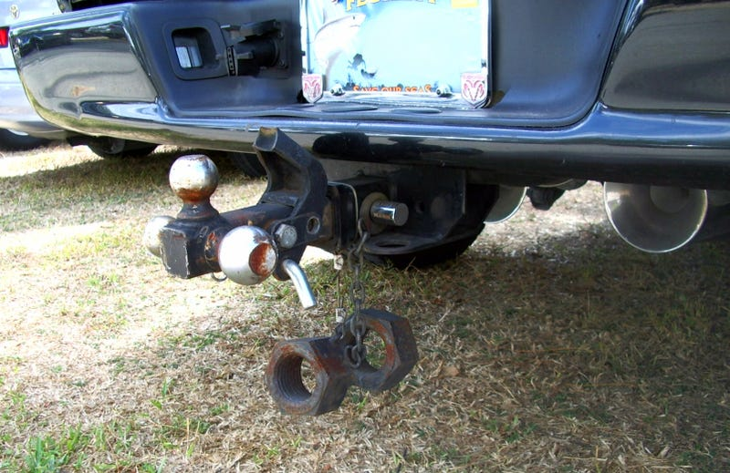 Truck Nuts. Literally.