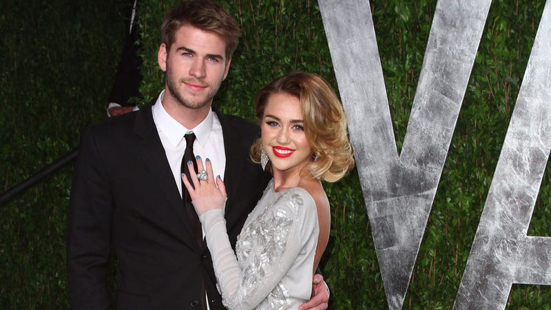 Miley Cyrus Is Actually Engaged For Real This Time