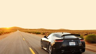 There Are Few Things That Sound Better Than the LFA's Exhaust