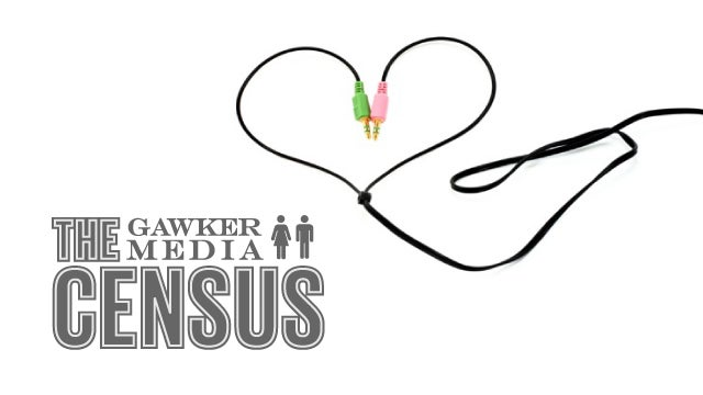 The Gawker Media Census Numbers Prove It—You Really Like Us. Take It and Win an iPad 2!