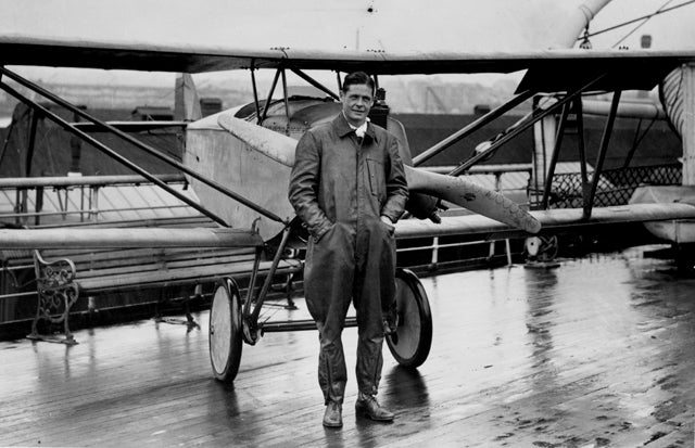 The Same Man Invented Autopilot And The Mile High Club 100 Years Ago