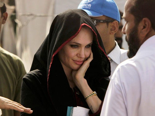 Ambassador Angelina Jolie to Save Pakistan from Its Water Issues