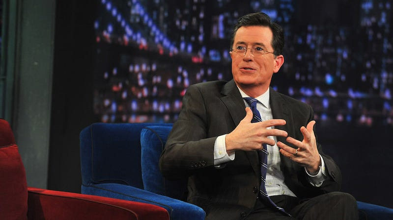 Stephen Colbert's Late Show Is Officially Staying in New York City