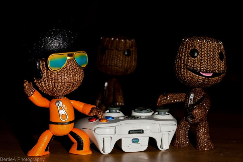 These Sackboys Are Barking Up The Wrong Tree