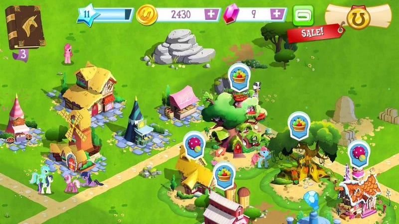 Gameloft Working to Correct My Little Pony Problems
