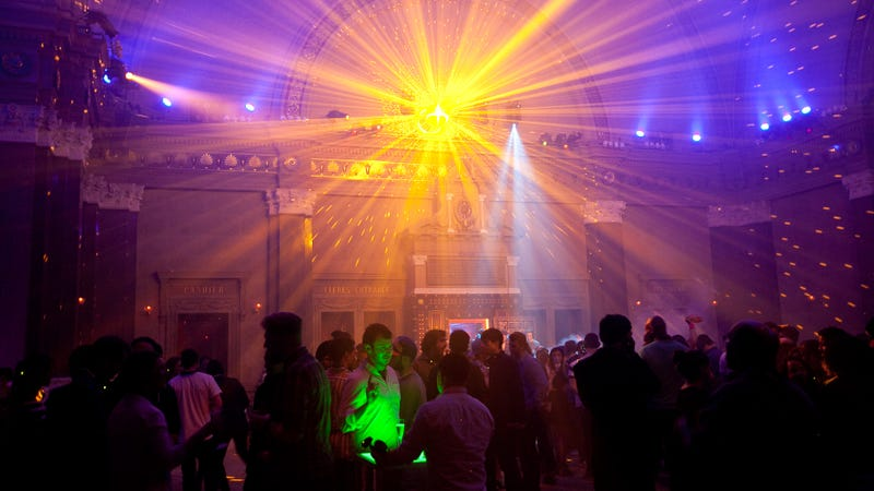 Downtown Williamsburg's Spectacular Glowing Dome Is Open For Revelry