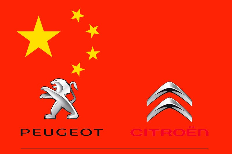 PSA Peugeot Citroën To Get A Big Infusion Of Chinese Cash