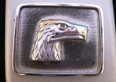 The Eagle Has Landed.... In Denver