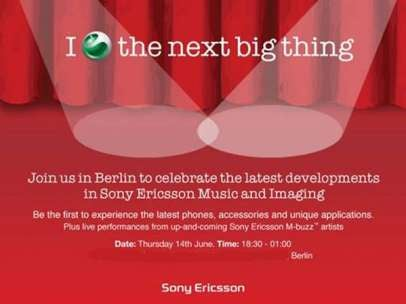 Sony Ericsson Dropping New Phones on the 14th?