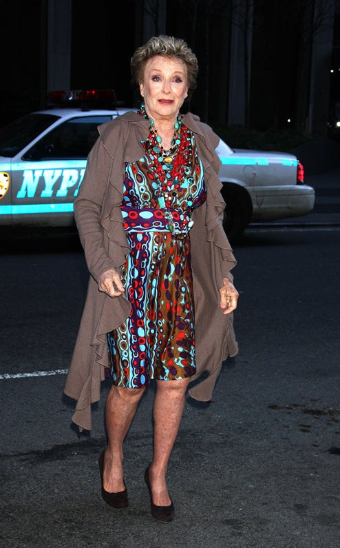 Cloris Is Visually Arresting