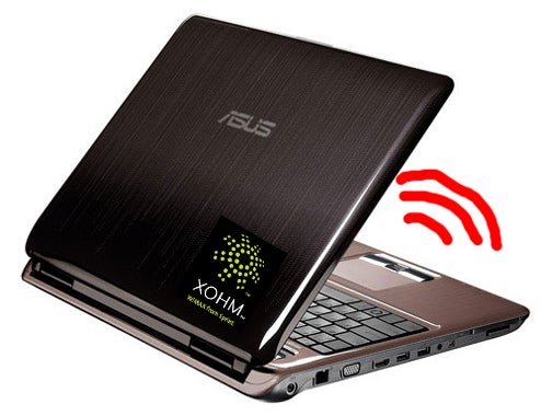 Start Your WiMax Engines With Laptops From Acer, Asus, Lenovo and Toshiba