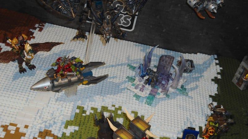 Mega Bloks Brings the World of Warcraft to Tiny, Geometrical Life