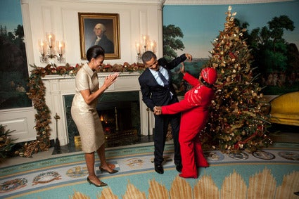 Politico Scoop: Terrible Desiree Rogers Forced Out in Xmas Card Flap