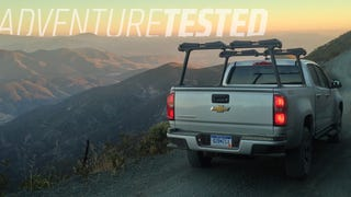 2015 Chevy Colorado First Off-Road Test: Can It Sneak Into Mexico?