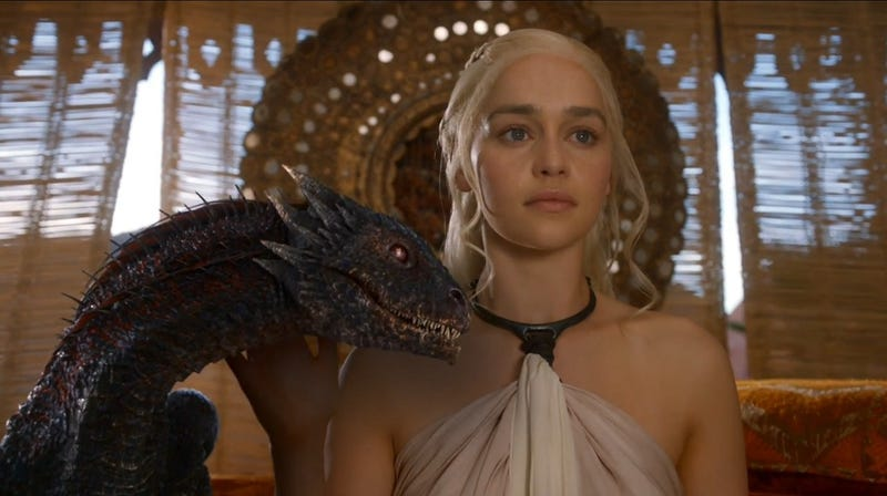 Was this the most romantic Game of Thrones episode ever?