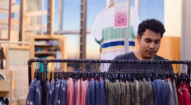 Curb Impulsive Shopping by Saving as Much as You Spend