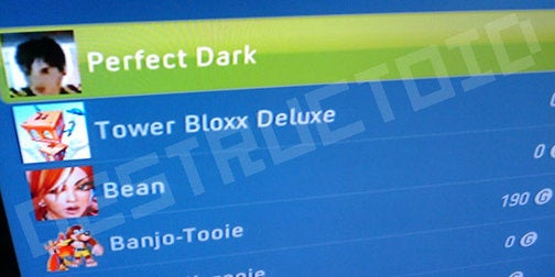 Forza 3 Event Spits Out Another Perfect Dark Tease
