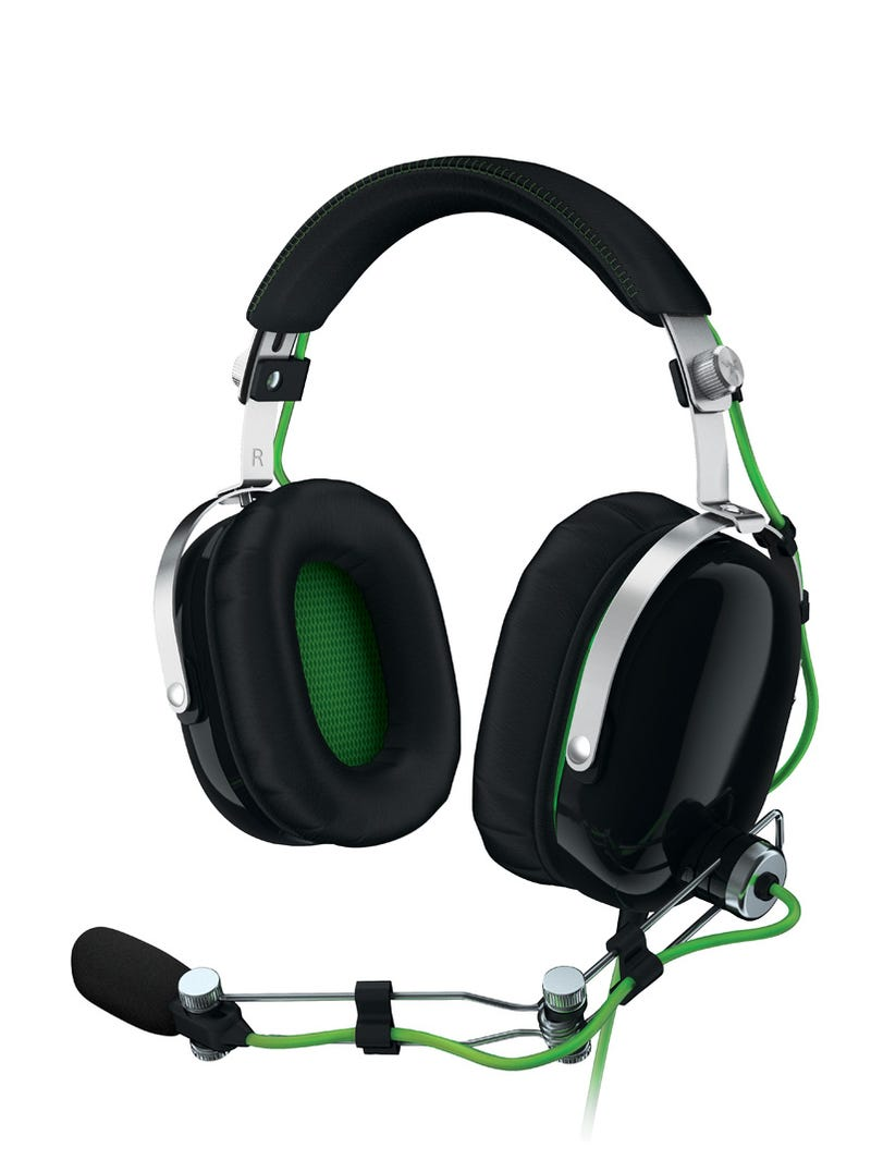 This PC Gaming Headset Will Make You Feel Like a Helicopter Pilot. I Promise.