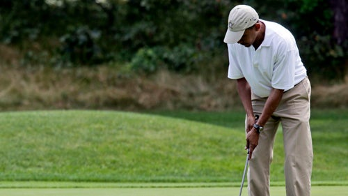 Obama and Boehner Will Golf to the Death