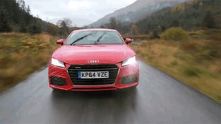 The 2015 Audi TT Is No Hairdresser's Car