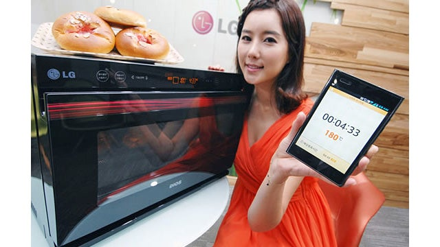 Remote Control Multi-Function Microwave Could Replace Half Your Appliances