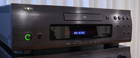 Denon Introduces $2,000 DVD-3800BDCI Blu-ray Player