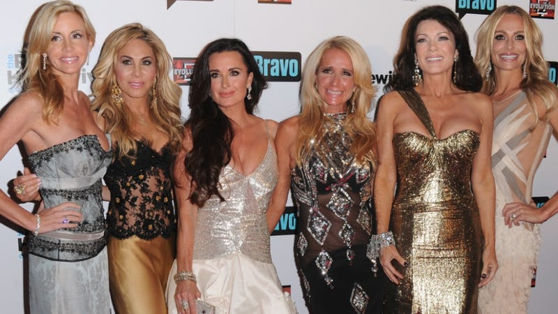 Which Real Housewife of Beverly Hills Drinks the Most? Hint: It's Not Kim Richards