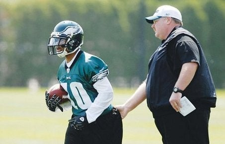 Week In Review: Everybody Wants A Piece Of DeSean Jackson