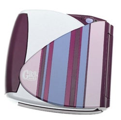 Girl Tech Voice Protected Journal, Foiling Little Brothers Daily