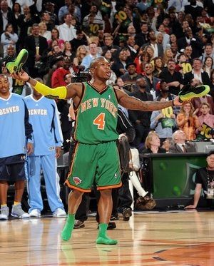 Nate Robinson Would Lose in a High School Dunk Contest