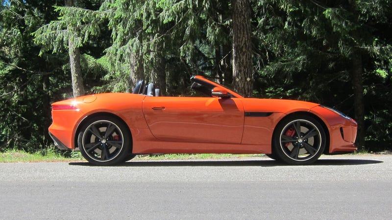 2014 Jaguar F-Type: The Jalopnik Review