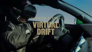 Virtual Reality While Actually Driving: The Best Way To Break Your Brain