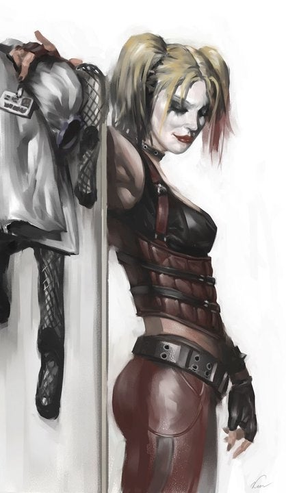 The Beautiful And Bold Concept Art of Batman: Arkham City