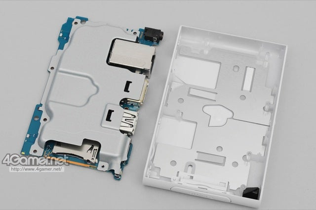 A Look at the PS Vita TV's Innards