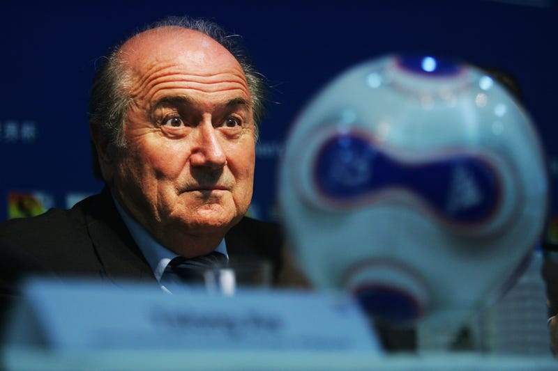 A Message From Sepp Blatter On International Women's Day