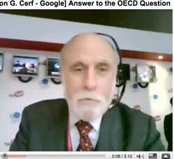 Twitter guy proves Vint Cerf really needs a job