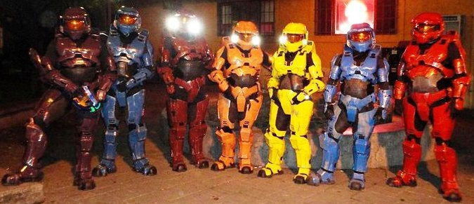 Halo's Spartans Are Not Made, They Are...OK, They're Made