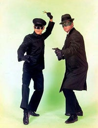 Time To Lose Interest In Green Hornet