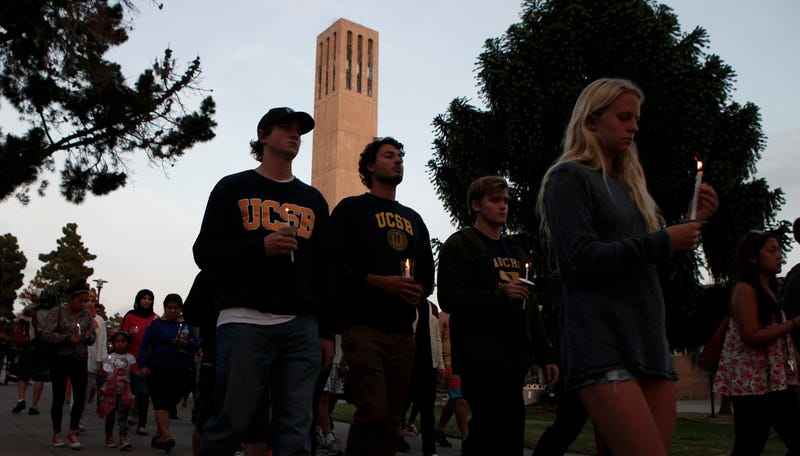 Media Focuses Attention on Woman Who 'Snubbed' UCSB Shooter