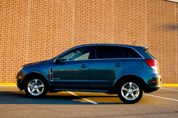 2008 Saturn Vue Green Line Hybrid, Part Two