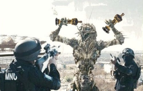 What's Next For District 9 Creators? Stone Monsters And Gritty Worlds