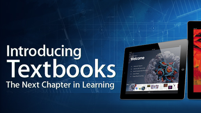 Apple's iBook 2 Textbooks Arrive Today for $15