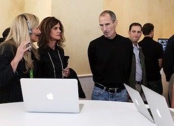 Steve Jobs Calls Reporters 'Fat'