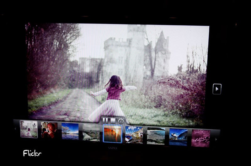Vizio Connected HDTVs: Built-in 802.11n for Amazon and Netflix VOD